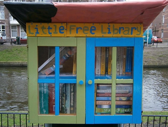 LittleFreeLibraries